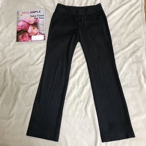 "Gap Career Striped Pants size 1R (waist 30"")"
